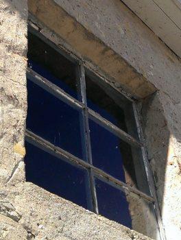Fenster Krematoriumg, Mahn- und Gedenkstätte Ravensbrück